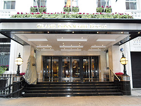 Kings Cross To De Vere Grand Connaught Rooms London